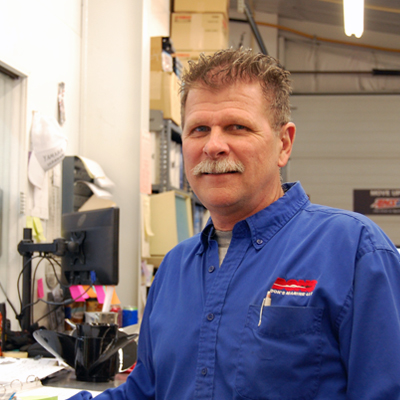 Kasey Thompson (Parts Manager)