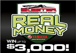 Skeeter Real Money promotion image