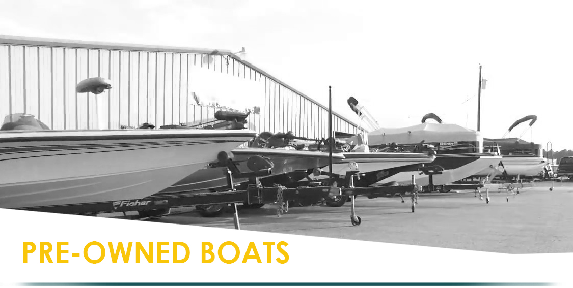 Pre-Owned Boats Banner Image